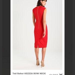 Ted Baker Kezzia bodycon dress